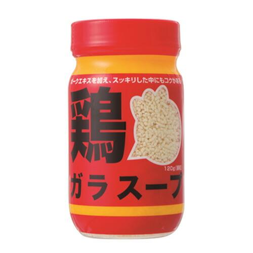 日東食品工業 鶏ガラスープ 120g