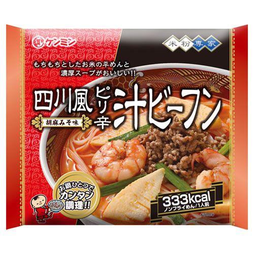 ケンミン 四川風ピリ辛汁ビーフン 胡麻みそ味 94g