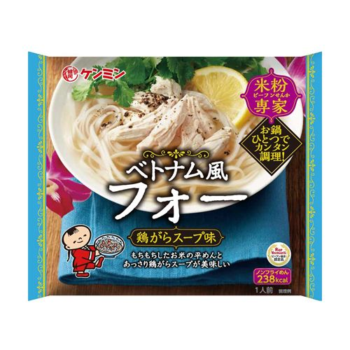 ケンミン ベトナム風 フォー 鶏がらスープ味 68.9g