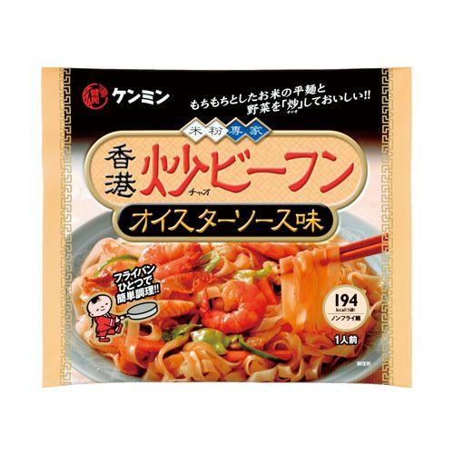 ケンミン 香港 炒ビーフン オイスターソース味 62g