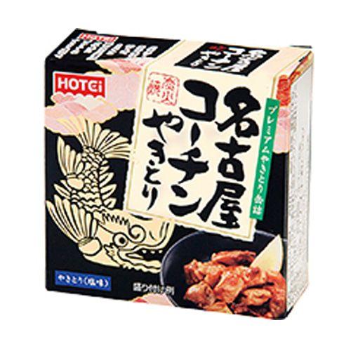ホテイフーズ 名古屋コーチンやきとり 塩味 50g