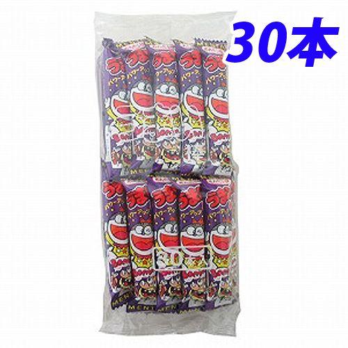 やおきん うまい棒 めんたい味 6g 30本