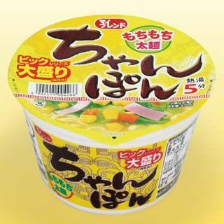 大黒食品 マイフレンドBIG ちゃんぽん 105g