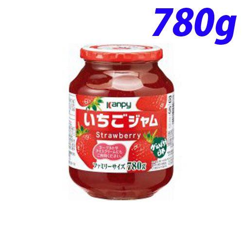 加藤産業 カンピー ストロベリージャム 780g