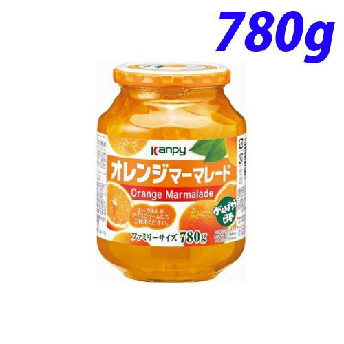 加藤産業 カンピー オレンジマーマレード 780g