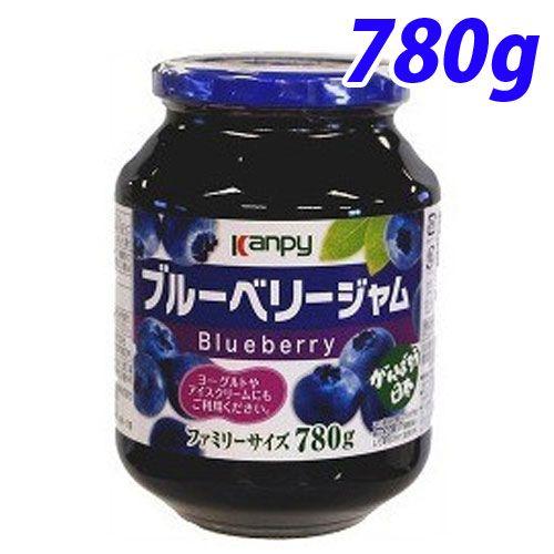 加藤産業 カンピー ブルーベリージャム 780g
