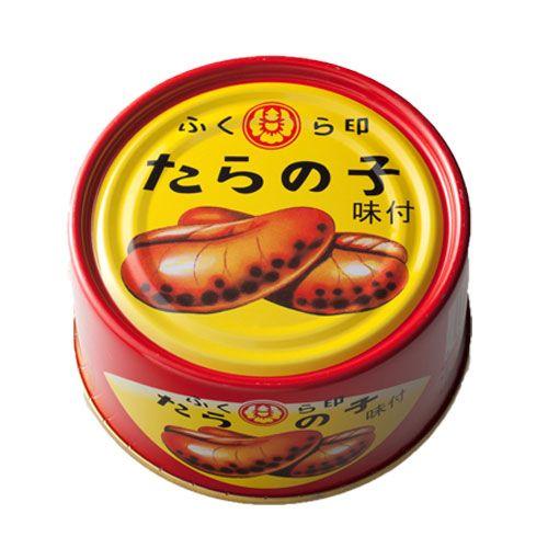 シンヤ たらの子味付け(TS2号缶) 130g