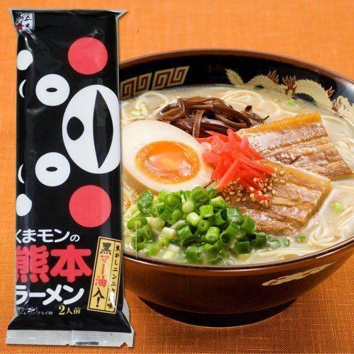 五木食品 くまモンの熊本ラーメン 176g