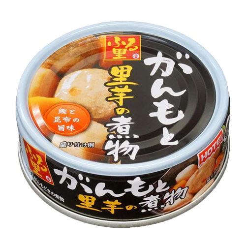 ホテイ ふる里 がんもと里芋の煮物 70g