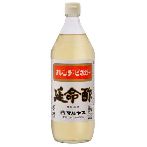 マルヤス 延命酢 オレンジビネガー 900ml