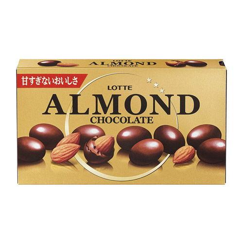 ロッテ アーモンドチョコレート 86g