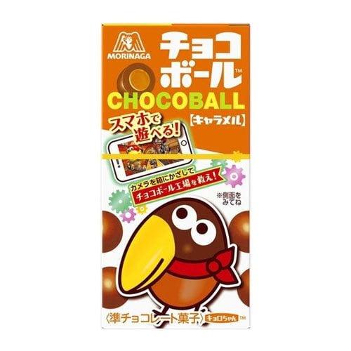 森永製菓 チョコボール キャラメル 27g