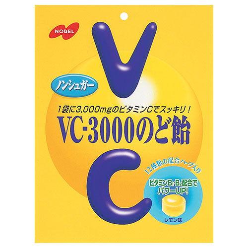 ノーベル製菓 VC-3000のど飴 90g