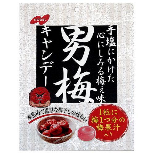 ノーベル製菓 男梅 80g