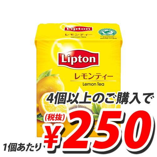 森永乳業 リプトン レモンティー 12P