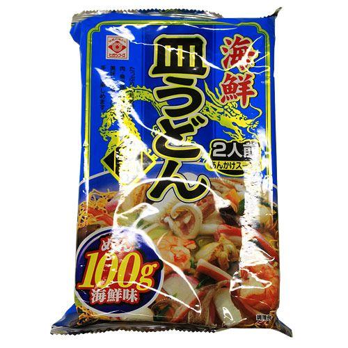 ヒガシマル 海鮮皿うどん 121.6g