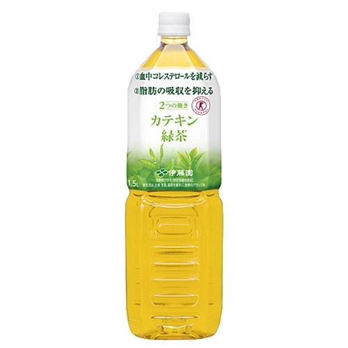 伊藤園 2つの働き カテキン緑茶 1.5L