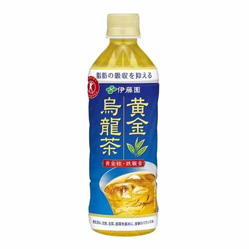 伊藤園 黄金烏龍茶 500ml