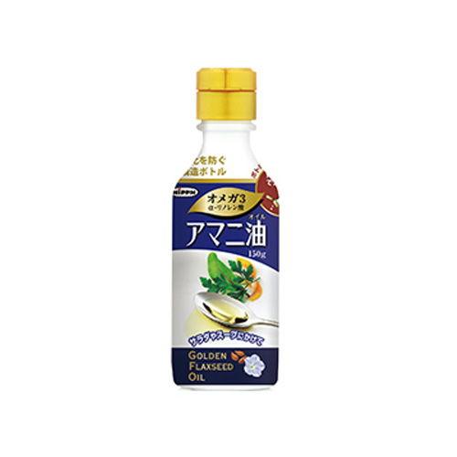 日本製粉 アマニ油(オイル) 150g