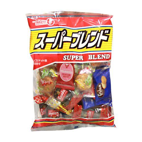 宝製菓 スーパーブレンド 300g