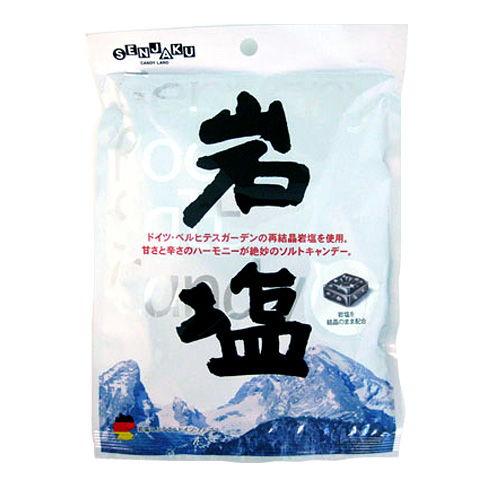 扇雀飴本舗 岩塩キャンデー 90g
