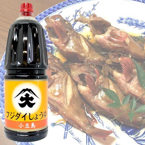 富士大醤油 濃口醤油 1.8L