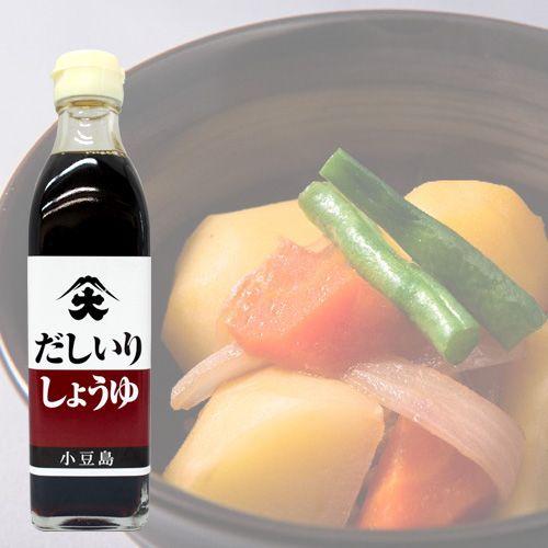 富士大醤油 だし入り醤油 300ml