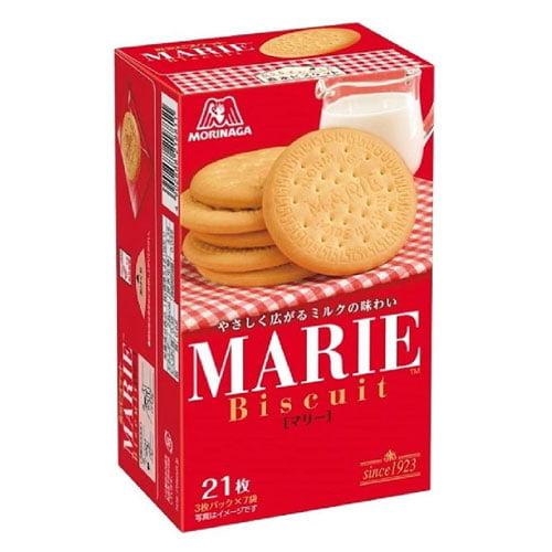森永製菓 ビスケット マリー 21枚