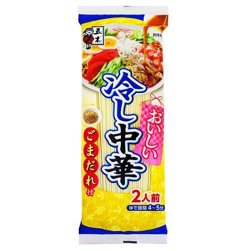 五木食品 おいしい冷し中華ゴマ 220g