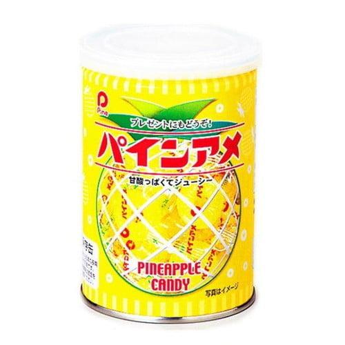 パイン パインアメ パインアメ缶 90g(個包装紙込み)
