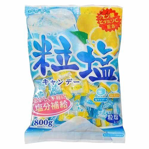 扇雀飴本舗 粒塩キャンデー 800g