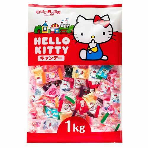 扇雀飴本舗 ハローキティキャンデー 1kg
