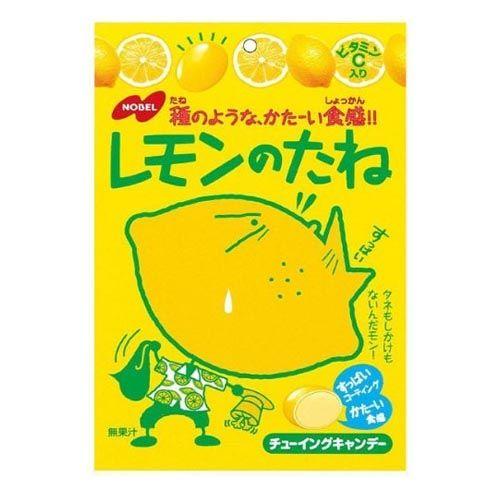 ノーベル製菓 レモンのたね 35g