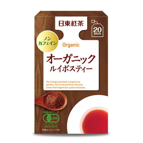 日東紅茶 オーガニック ルイボスティー 20バッグ入