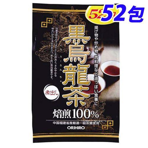 オリヒロ 黒烏龍茶 5g 52包