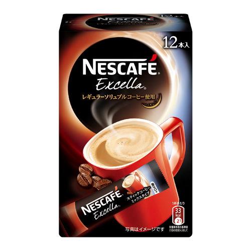 ネスカフェ エクセラ スティックコーヒー 12P