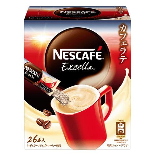 ネスカフェ エクセラ スティックコーヒー 30P
