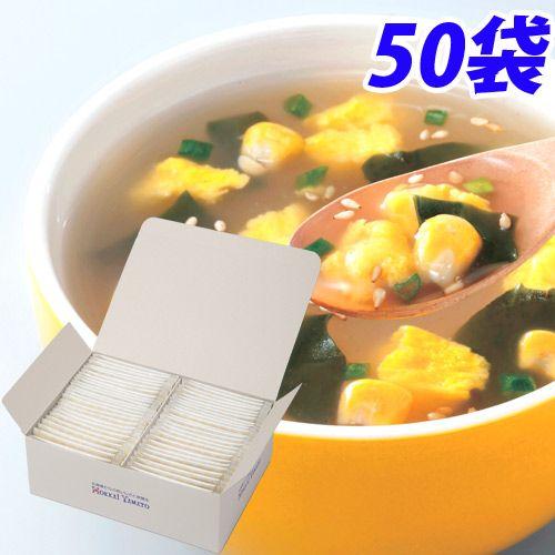 北海大和 たまごスープつぶコーン 7g 50袋