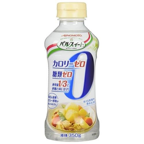 味の素 パルスイート カロリーゼロ(液体) 350g