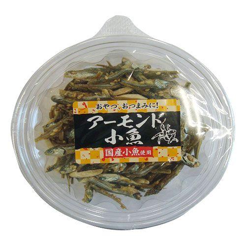 福豊堂 アーモンド小魚 70g