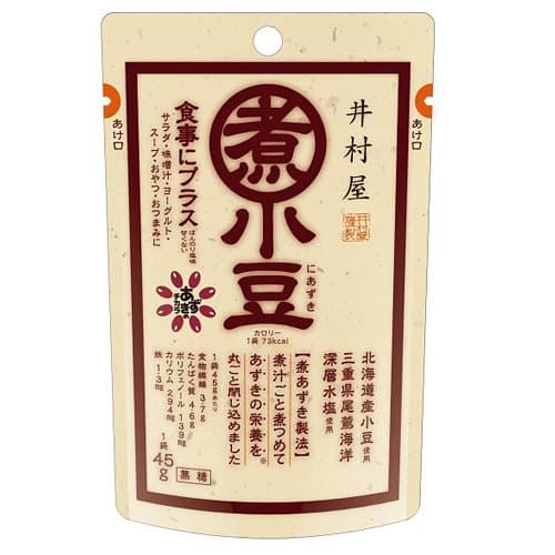井村屋 煮小豆 45g