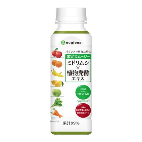 ユーグレナ 果実スムージー ミドリムシ×植物発酵エキス 280g