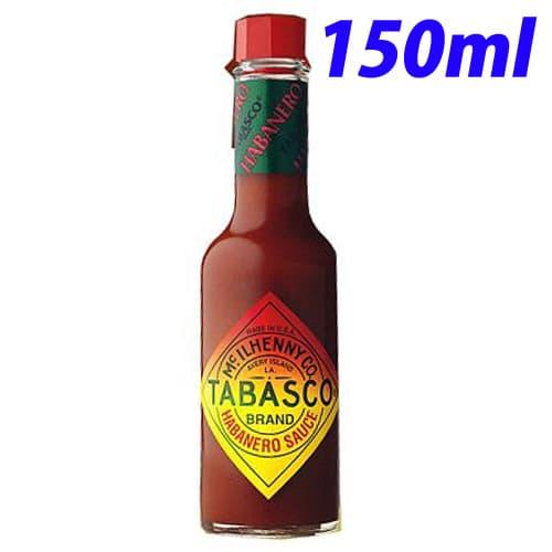 タバスコ 香辛料 ハバネロソース 150ml