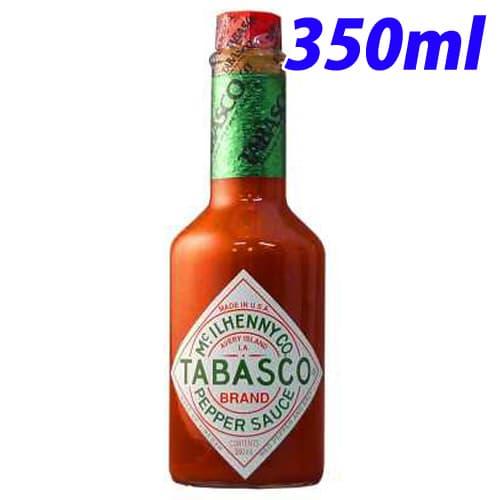 タバスコ 香辛料 ペパーソース 350ml