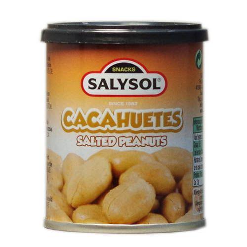 サリソル ソルテッドピーナッツ 60g