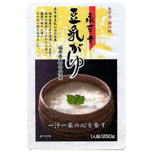 米又 永平寺 豆乳がゆ 250g