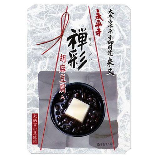 米又 永平寺 禅彩 ぜんざい 胡麻豆腐入 180g