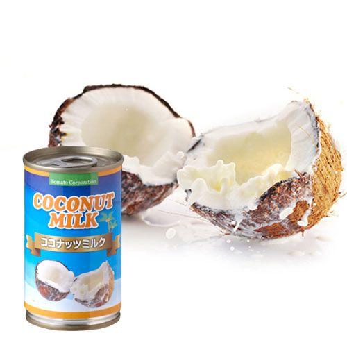 トマトコーポレーション EO缶 ココナッツミルク 165ml
