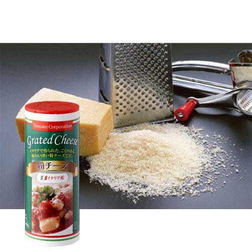 トマトコーポレーション 粉チーズ(イタリア産) 70g