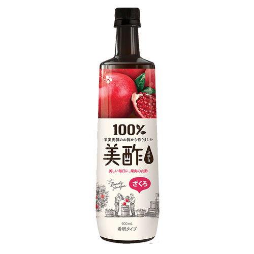 CJジャパン お酢 美酢 ざくろ味 900ml